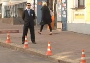 Журналистский эксперимент. Как присвоить себе парковку в центре Киева