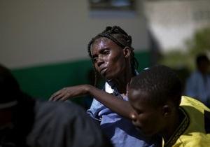 Минздрав Гаити подтвердил, что эпидемия холеры распространилась и на столицу страны