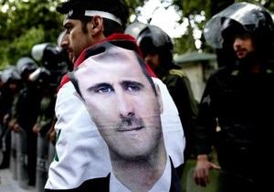 Отправляясь к морскому побережью, Асад едва не стал жертвой покушения