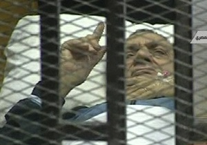 В Каире возобновили судебный процесс над Мубараком