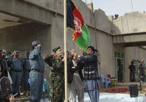 Афганское правительство взяло под контроль город, считавшийся оплотом талибов