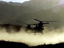 Афганские боевики украли три вертолета НАТО