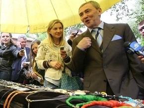 Черновецкий утвердил мероприятия ко Дню Киева