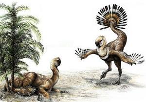 Палеонтологи рассказали о брачных ритуалах динозавров