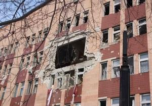 Источник: Число погибших при взрыве в Луганске составит не менее 15 человек