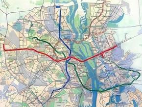 Киевсовет урезал вдвое финансирование столичного метро