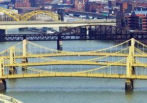 Мост Энди Уорхола в Питтсбурге укроют одеялами