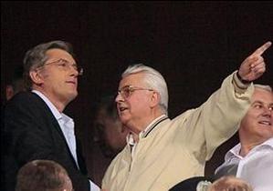 Кравчук: Ющенко должен сидеть рядом с Тимошенко