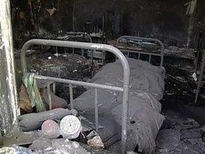 При пожаре в Коми погибли 22 человека