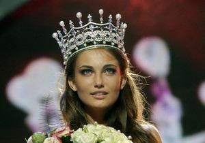 Чат с Мисс Украина-2010 переносится
