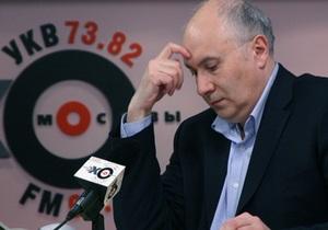 Ганапольский: Украинская журналистика зажралась