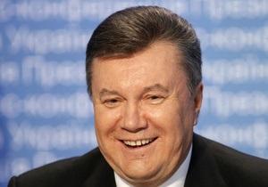 Регионалы подарят Януковичу книгу об истории православия