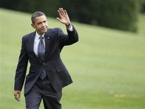 Рейтинг доверия к Обаме в США опустился на 7%