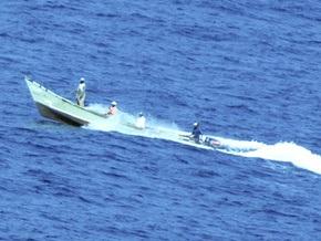 В Сомали местные жители захватили в плен 12 пиратов