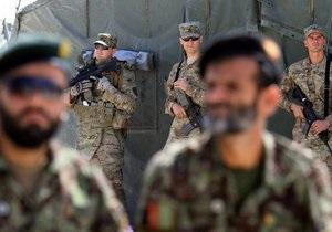 Американцы передали афганским властям тюрьму в Баграме