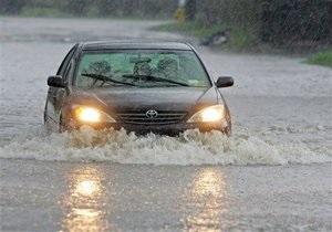 В США жертвами наводнения стали 12 человек