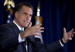 Ромни назвал Иерусалим столицей Израиля, а его пресс-секретарь нагрубил журналистам