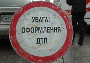 В Запорожской области в аварии разбилась семья из пяти человек