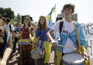 Новости Украины - протесты в украине: ЗН: За год к ответственности были привлечены более 100 организаторов акций протеста