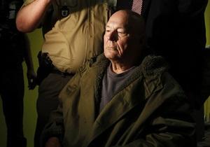 Демьянюка освободили из-под стражи