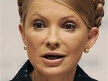 Тимошенко: Мировой финансовый кризис не повлияет на Украину