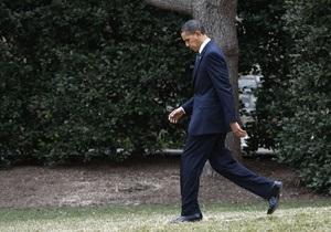 Британец обещает миллион долларов человеку, который появится голым рядом с Обамой