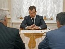 Сегодня исполняется 100 дней президентства Медведева