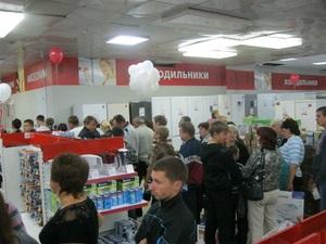 Открытие нового супермаркета ТМ  Фокстрот. Техника для дома  в Житомире