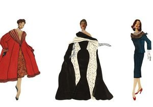 Бумажные платья Yves Saint Laurent. Модный дом открывает масштабную онлайн-выставку