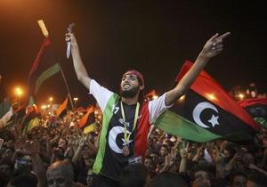 Повстанцы заявили, что контролируют 95% территории Ливии
