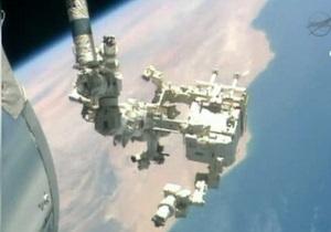 Астронавты устранят утечку аммиака на МКС