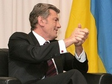 Ющенко гарантирует России, что Украина в НАТО ей не угрожает