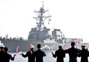США и Южная Корея начали ежегодные военные учения