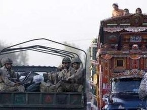 Армией Пакистана убито около 180 талибов. 200 тысяч человек стали беженцами