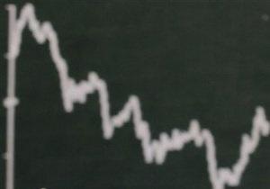 Курс евро упал на фоне снижения фондовых индексов