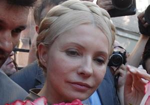 ГПУ: Тимошенко должна знакомиться с материалами дела в кабинете следователя