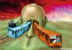 Главред бельгийского журнала извинился за карикатуру о взрывах в Москве