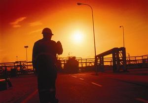 Поставки нефти из России в Европу упали до десятилетнего минимума