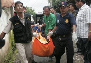 В Индонезии убит организатор кровавых терактов на Бали