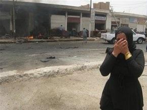 Теракт в центре Багдада: погибли не менее десяти человек