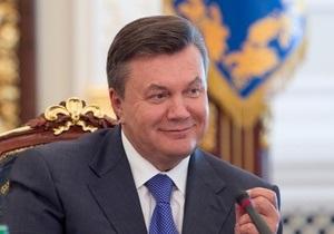 Депутаты уже готовят подарки на день рождения Януковича