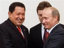 Россия выделит на вооружение Венесуэлы кредит в $1 млрд