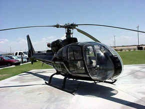 В Британии разбился частный вертолет: 3 человека погибли