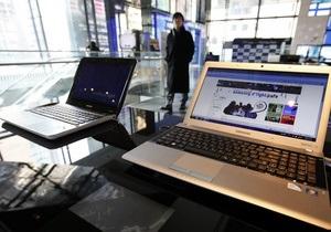Samsung представила ультратонкий ноутбук