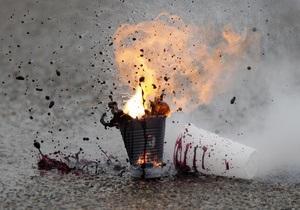 В Кабардино-Балкарии бомба, находящаяся в банке из-под пива, ранила замминистра транспорта