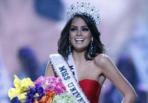 Обладательницей титула Мисс Вселенная стала мексиканка, украинка - третья вице-мисс