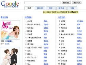 Google разрешил китайцам бесплатно скачивать лицензионную музыку