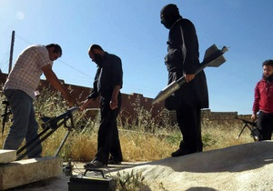 Атака армии Асада сорвала наступление повстанцев на Дамаск