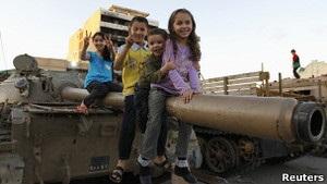Би-би-си: Каддафи умер  злым и разочарованным