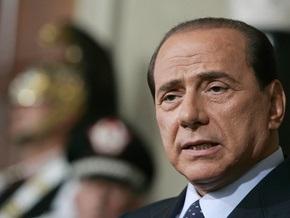 Берлускони предложил оставшимся без крова итальянцам отдохнуть у моря